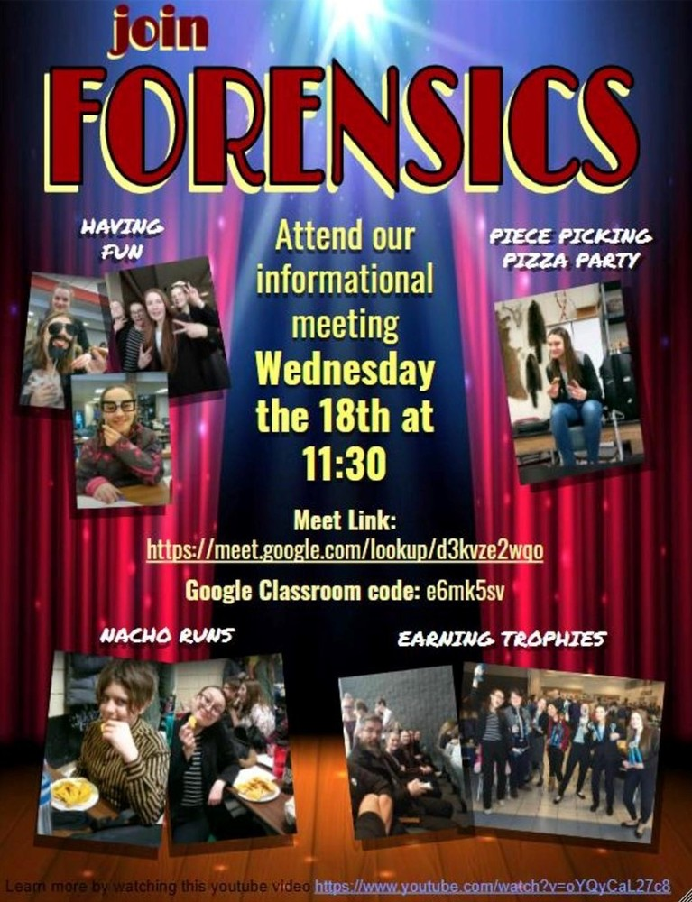Join Forensics