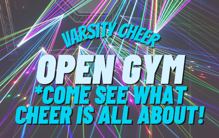 Varsity Cheer Open Gym
