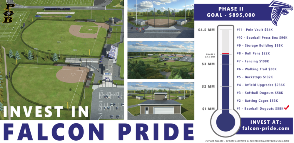 Falcon Pride Project - Phase II
